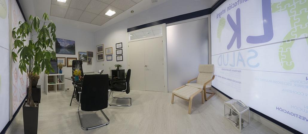 LK Salud. Despacho de psicología